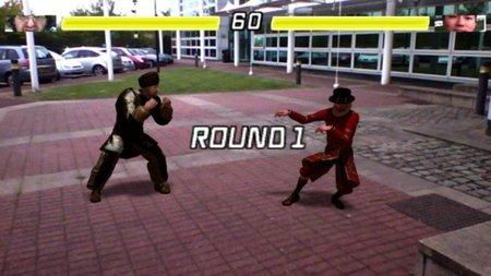 GamesCom 2011: 'Reality Fighters' en vídeo. El escenario de la batalla lo pones tú