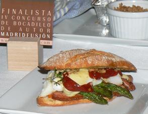 El Restaurante Los Zagales opta a los premios al mejor bocadillo de autor  y tapa de diseño en Madrid Fusión