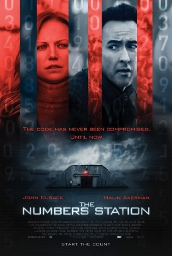 Cartel de The Numbers Station