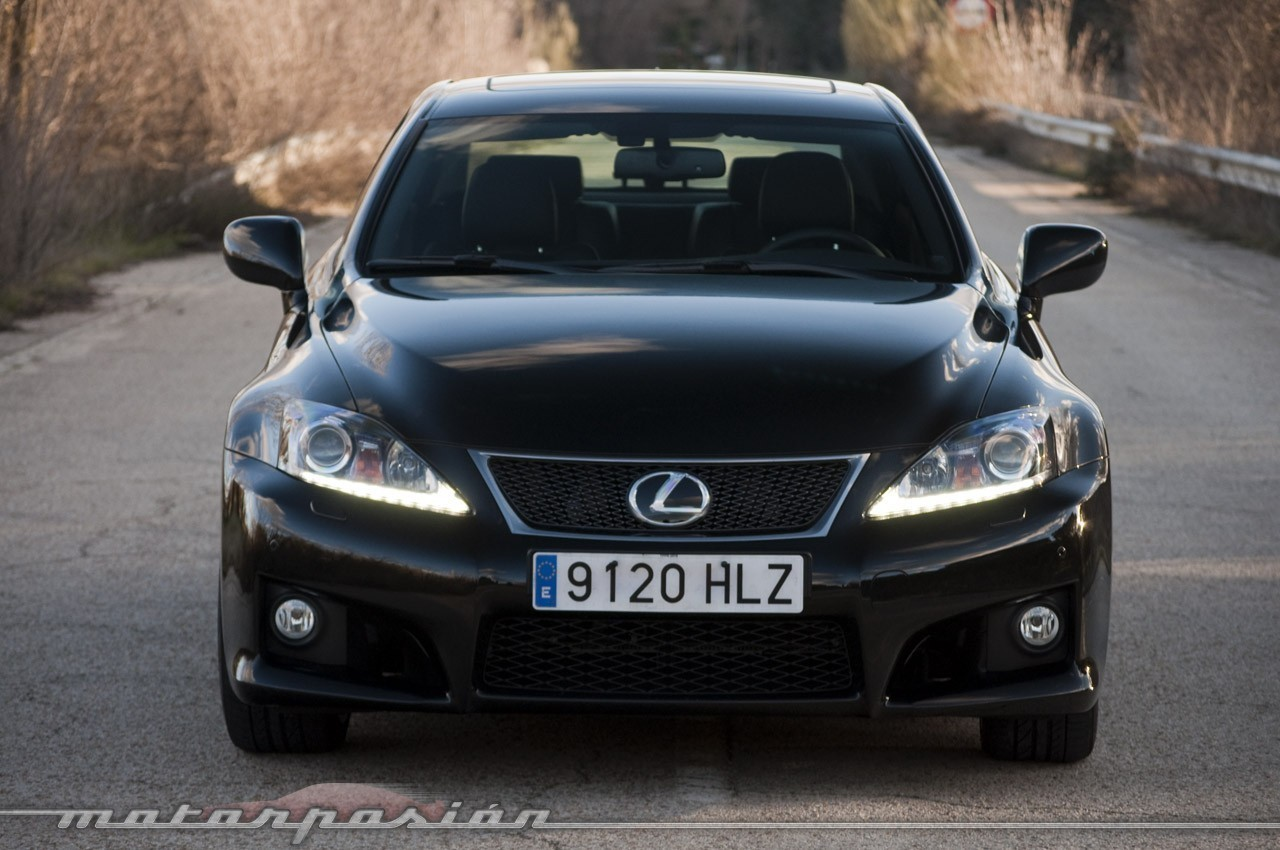 Foto de Lexus IS F (prueba) (3/46)