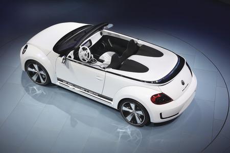 El Volkswagen E-Bugster se convierte en sin techo en Pekín