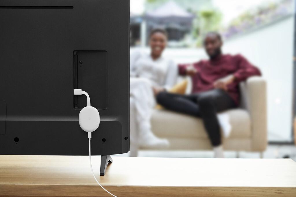 Nuevo Google™ Chromecast: ahorita con Google™ TV y un mando con micrófono que podrá controlar aparatos Nest