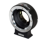 Metabones tiene nuevos Speed Booster para corregir la distancia focal e incrementar la luminosidad de nuestros objetivos