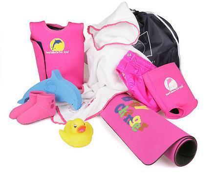 Bebés al agua más seguros y divertidos