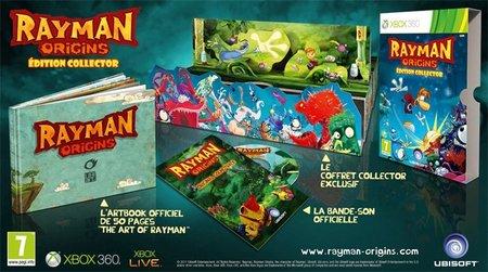 Edición especial de 'Rayman Origins'