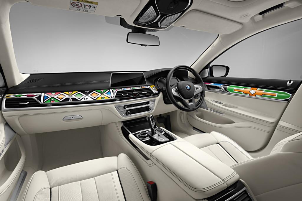 BMW Art Car Serie 7