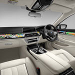 Este BMW Serie 7 Individual es el nuevo Art Car. Y el más discreto de todos