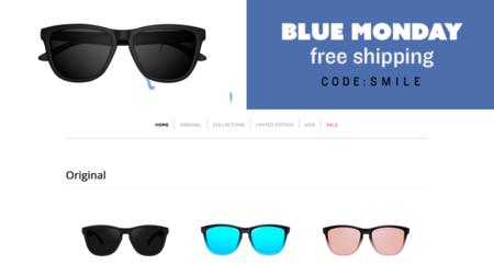 Blue Monday en Hawkers: envío gratuito con este cupón de descuento