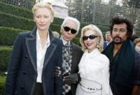 Chanel colección Crucero 2013: el front row
