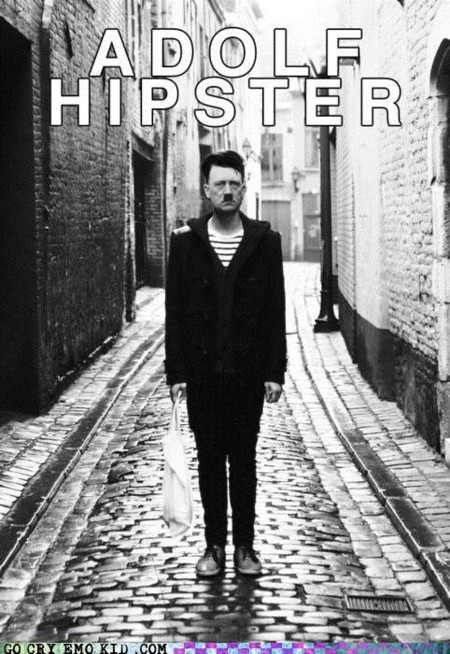 Adolfhipster