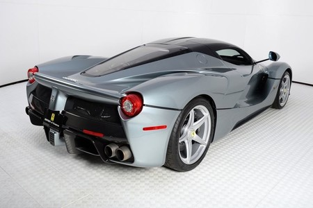 Laferrari Silver For Sale 5