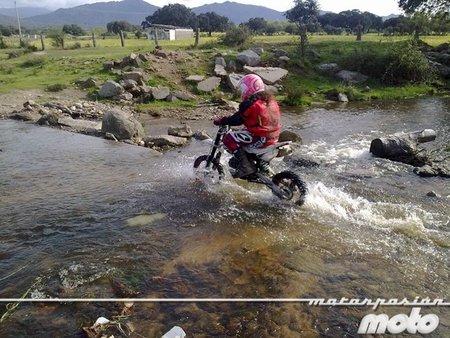 Moan: La primera moto anfibia