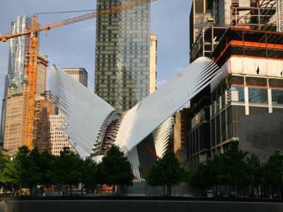 Neoyorquinos, esto es todo lo que os espera a partir de ahora con la estación de Calatrava