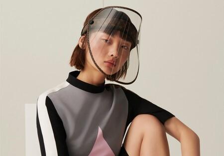Louis Vuitton diseña una pantalla facial y abre la veda a las mascarillas y protectores couture frente al Covid-19