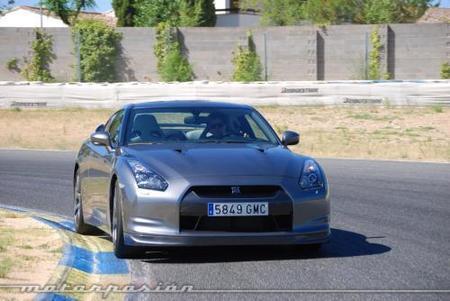 Nissan GT-R, prueba (parte 4)