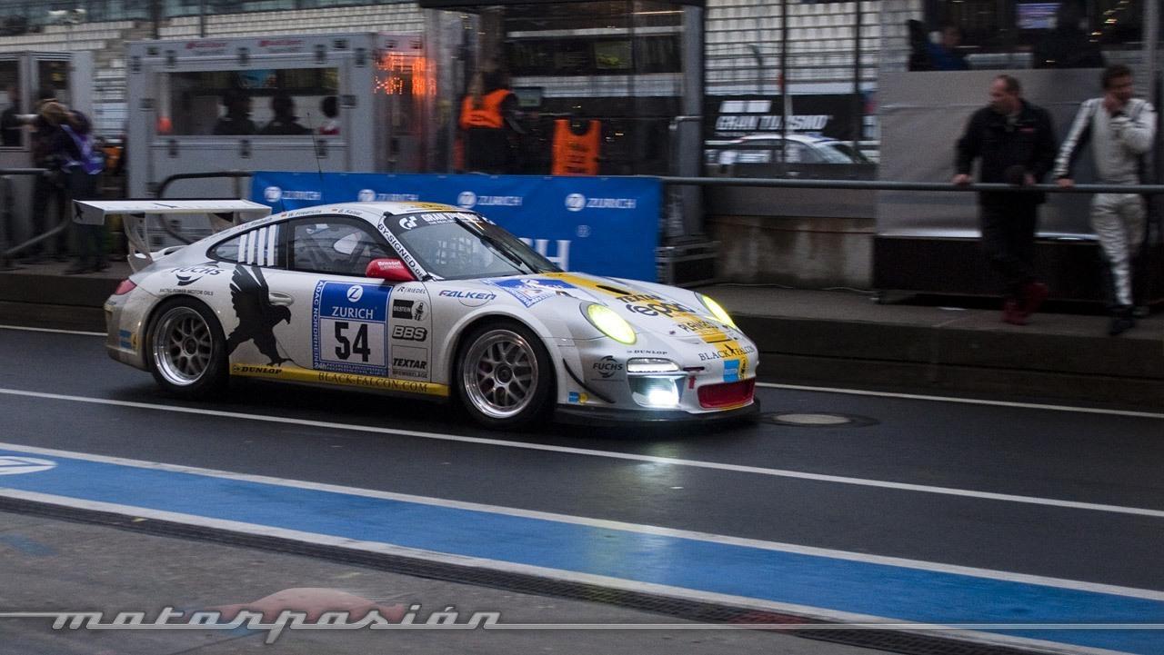 Foto de La increíble experiencia de las 24 Horas de Nürburgring (13/114)