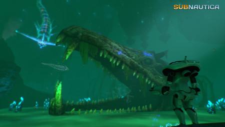 Subnautica dejará el programa Xbox Game Preview en diciembre para lanzar su versión final