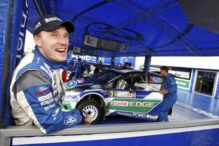 Volkswagen quiere que Jari-Matti Latvala se monte en el Polo R WRC cuanto antes