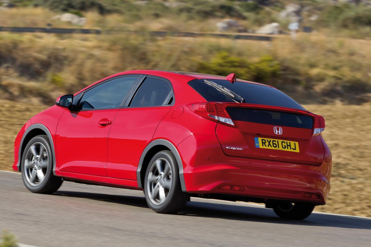 Foto de Honda Civic 2012 (153/153)