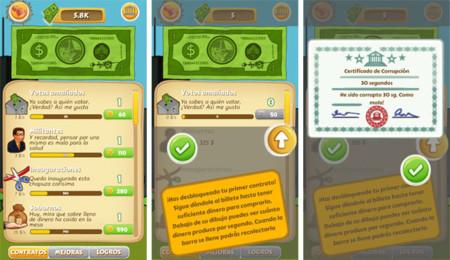 Corrupt Mayor Clicker en iOS