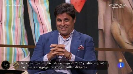 Fran Rivera En Lazos De Sangre Rtve