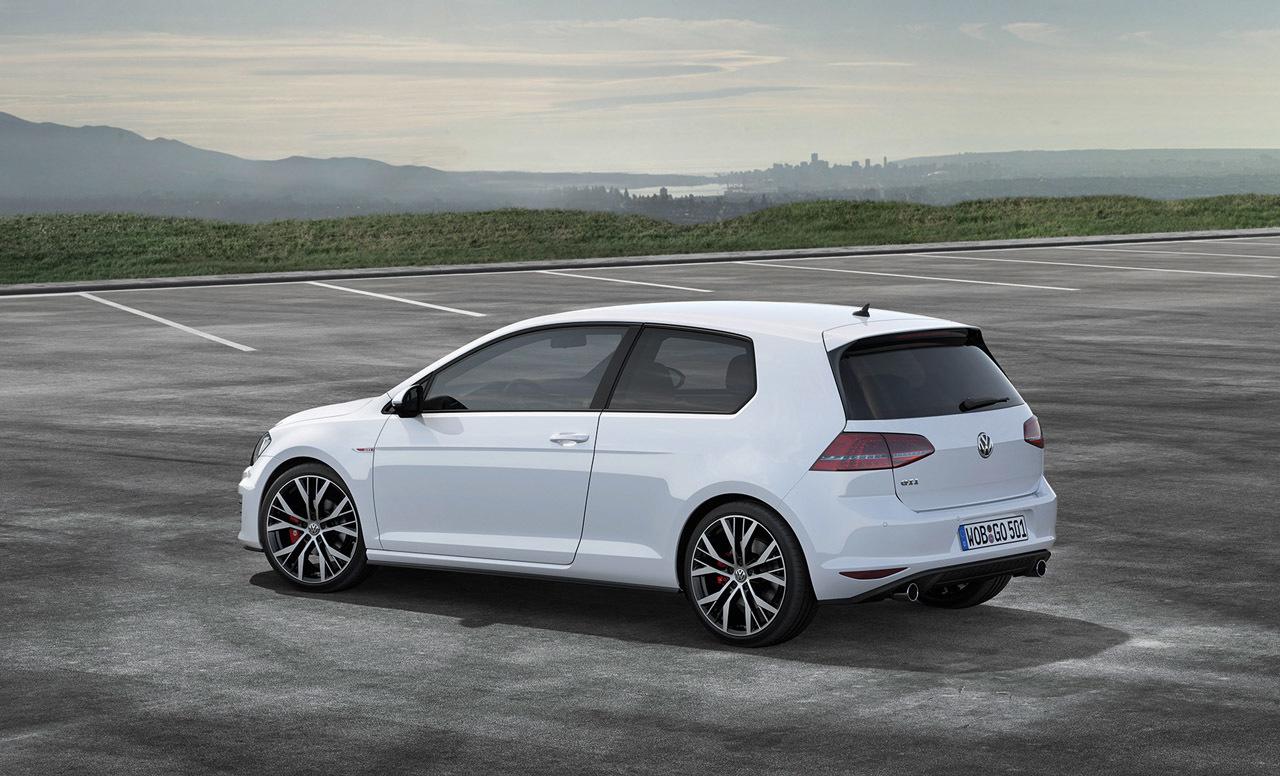 Foto de Volkswagen Golf GTI (4/5)