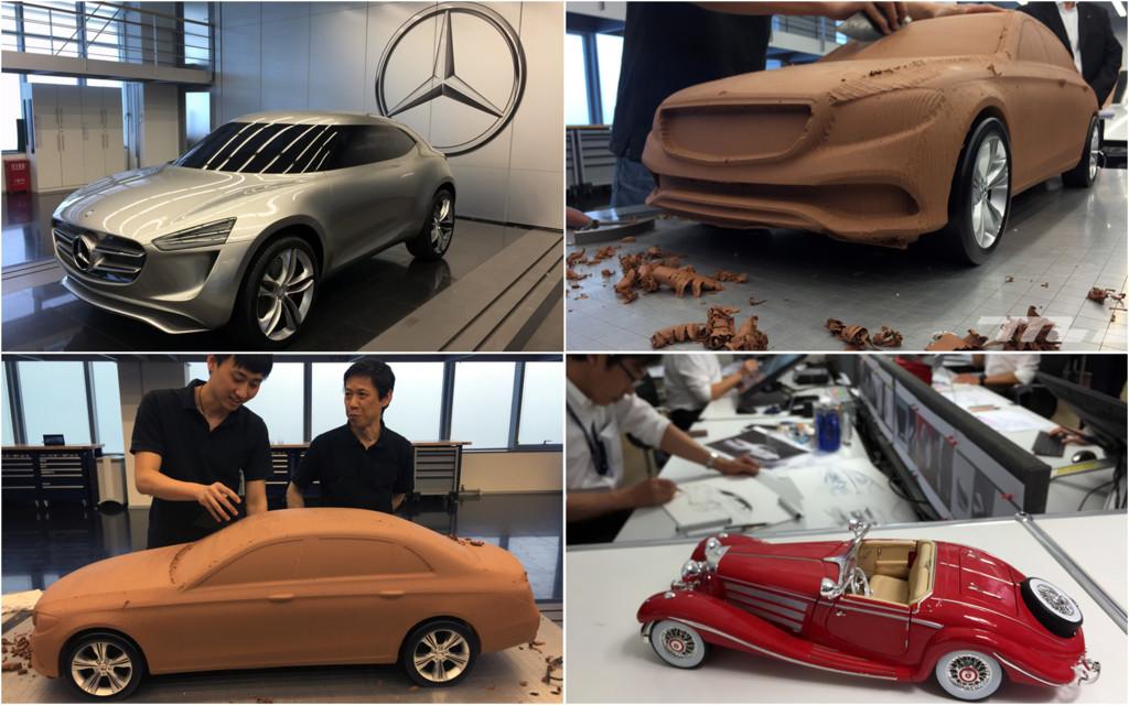 Mercedes Benz en China