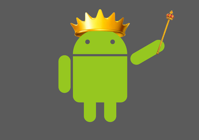 Android liderazgo
