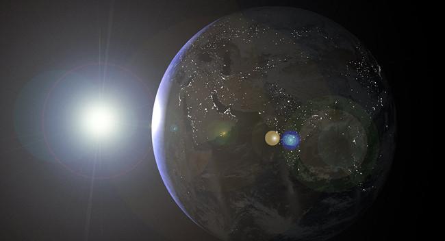 """No es una """"estrella artificial"""", es un """"grafiti en el espacio"""": la bola de discoteca de Rocket Lab enfada a los astrónomos de todo el mundo"""