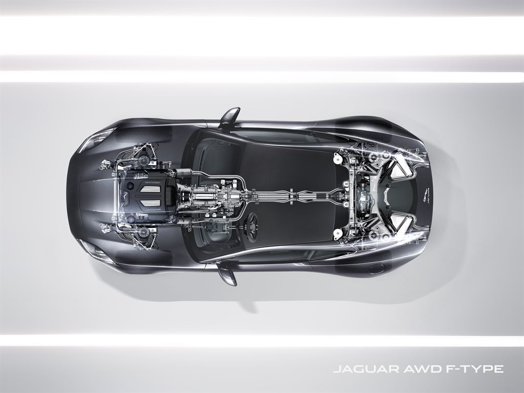 Foto de Jaguar F-Type 2016 (75/76)