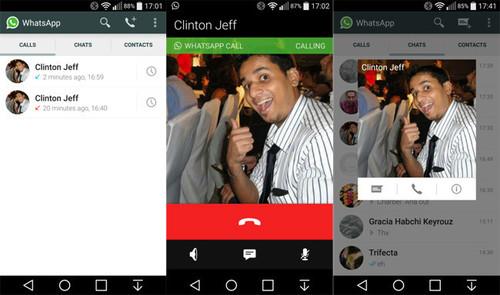 Las llamadas vía WhatsApp son un peligro para los operadores ... virtuales