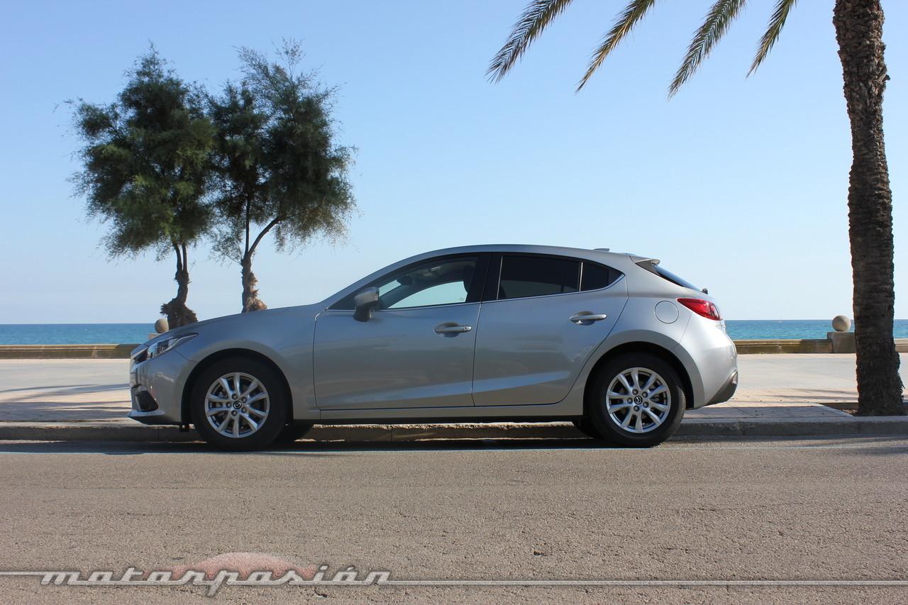 Foto de Mazda3 2013, presentación y prueba (16/61)