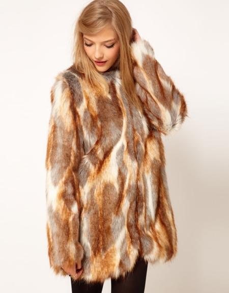 asos abrigo