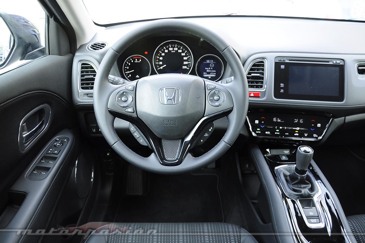 Foto de Presentación Honda HR-V 2015 (12/19)