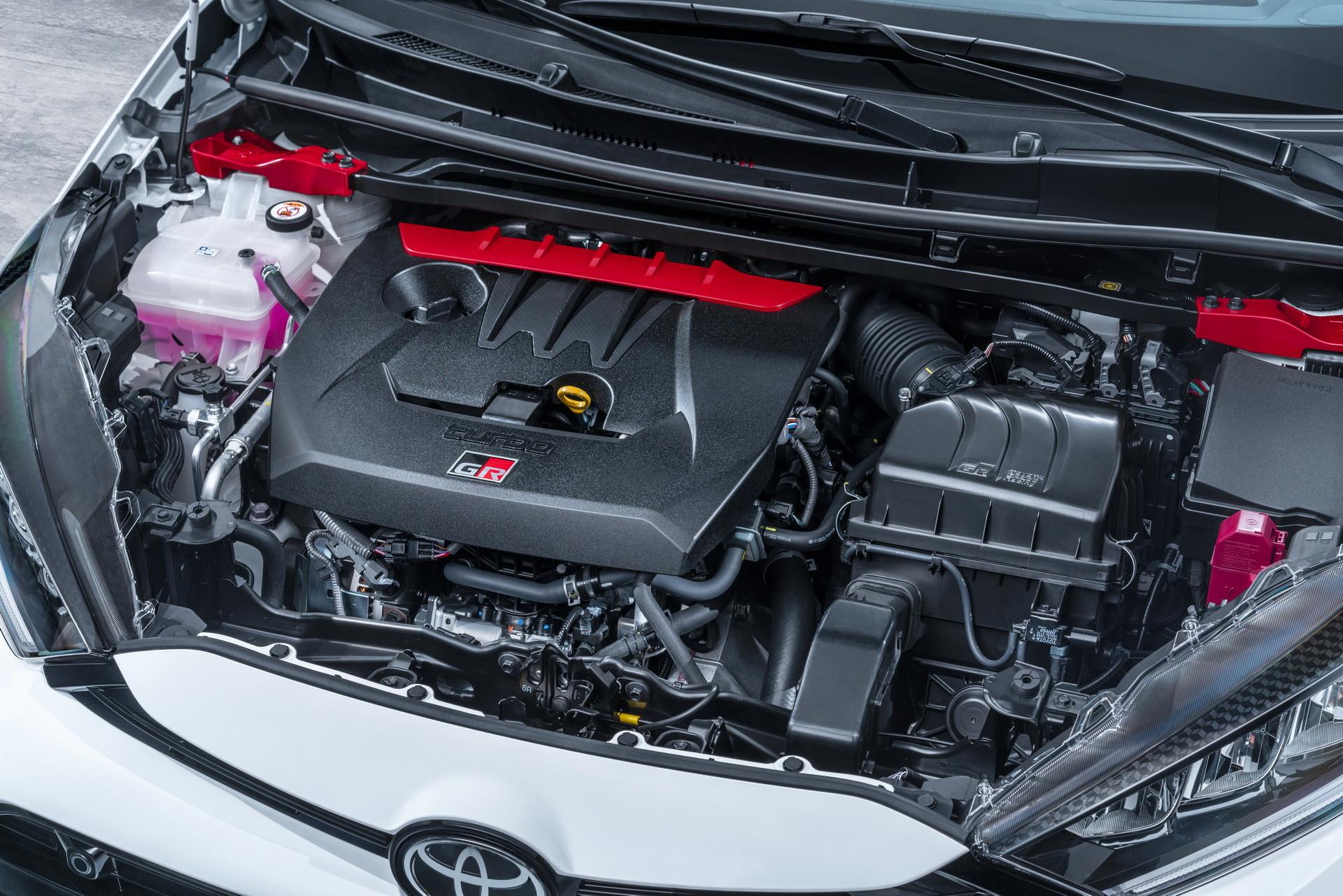 Foto de Toyota GR Yaris (14/18)