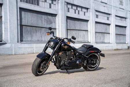 Fat Boy Harley Davidson 4 1