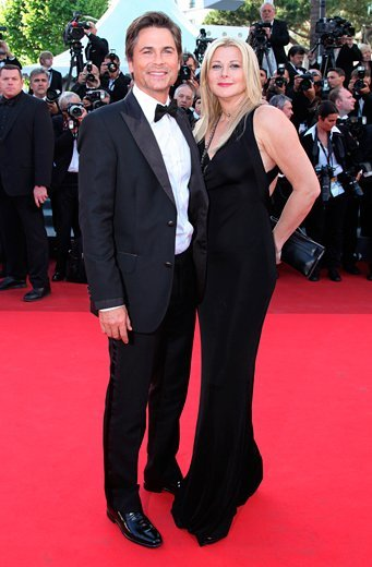 rob-lowe-and-his-wife-sheryl-berkoff-cannes