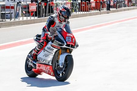 Gonzalez Mv Agusta Moto2 2021