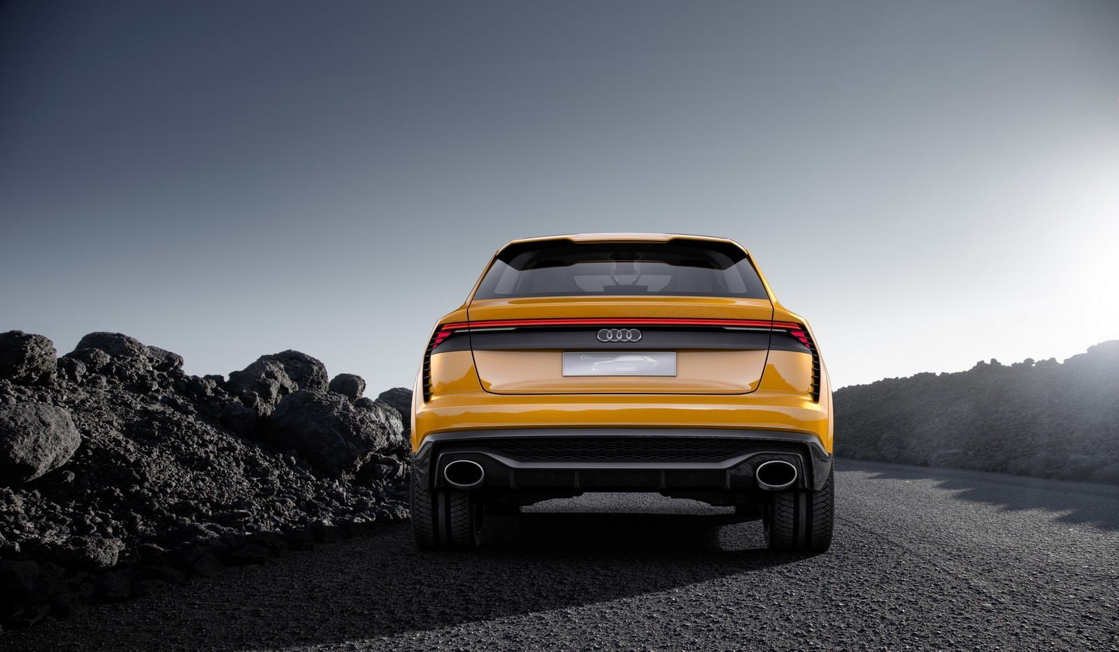 Foto de Audi Q8 Sport Concept (2/14)