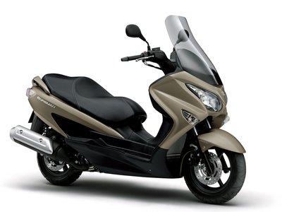 Mejor equipado y desde 3.999 euros financiables, así quiere recuperar terreno el Suzuki Burgman