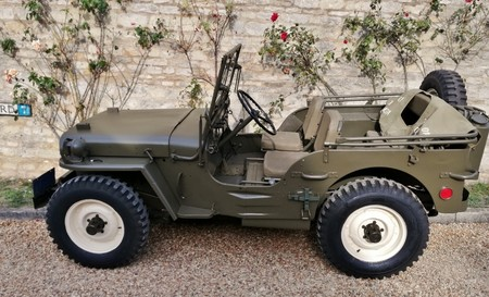 Jeep Willys Mcqueen 14