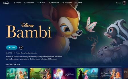 Disney Contenido