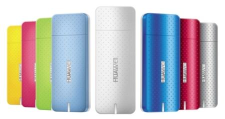 Huawei E369 presume de ser el más pequeño