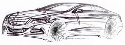 El nuevo Mercedes-Benz Clase S calienta motores