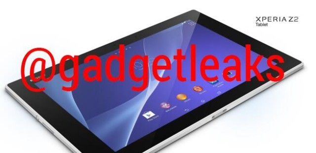 Foto de Xperia Z2 Tablet Leak (2/4)