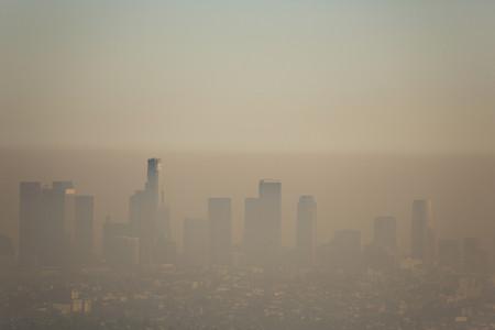 Contaminacion De La Ciudad