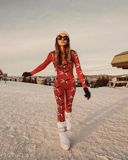 La ropa interior térmica (para frío extremo) puede ser estilosa