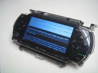 PSP: controla el ordenador con tu consola