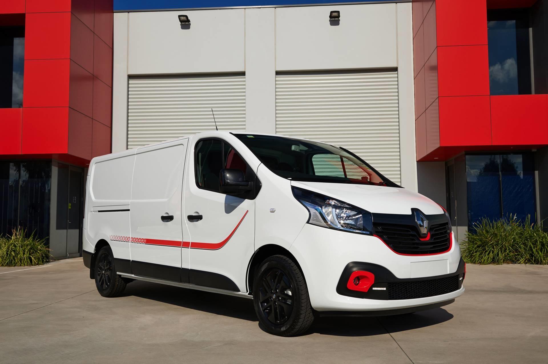 Foto de Renault Trafic Formula Edition (3/9)