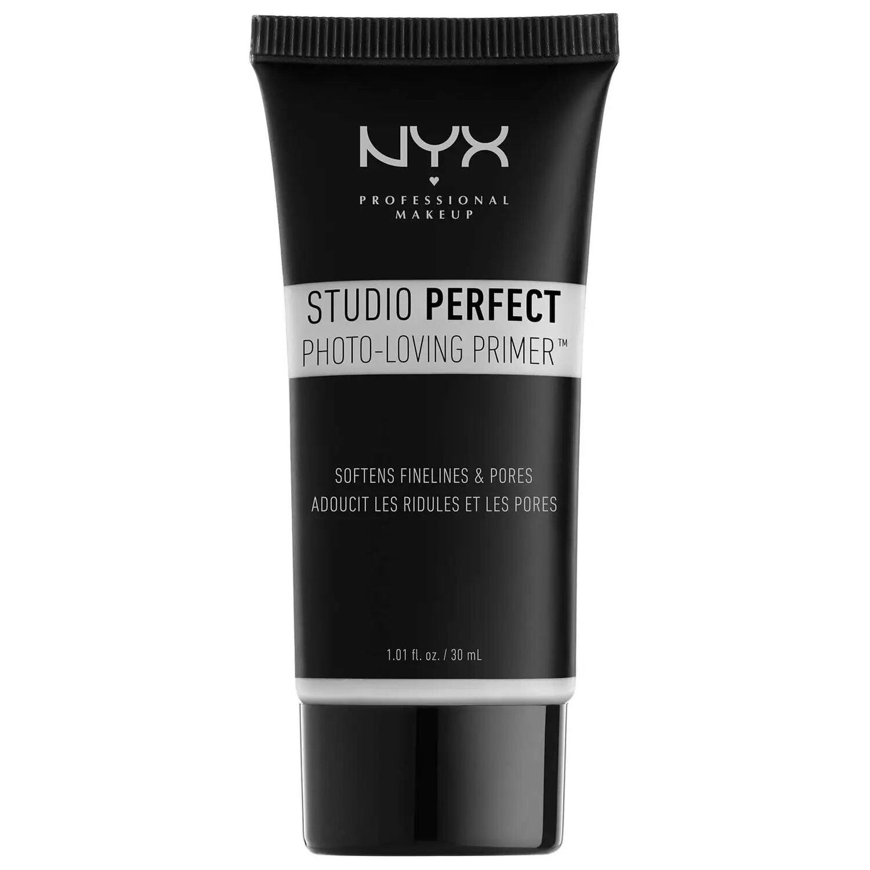 NYX Professional Makeup Prebase de maquillaje Studio Perfect Primer